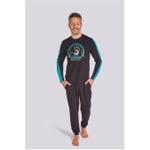 Pijama Masculino Calebe Manga Longa