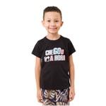 Camiseta Infantil Oficial Tema JA 2021 Chegou a Hora