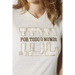 Camiseta Baby Look Ide