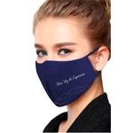 Máscara Anatômica DSA Igreja Adventista Azul