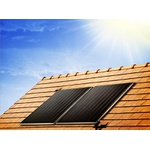 Boiler Solar 400 litros 2 Placas 2 x 1komeco