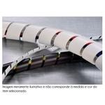 """Tubo Spiral Tube 1/2"""" Branco (Metro) Hellermann Tyton"""