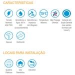 Cabo Flexível 4,0mm² 750v Azul Rolo Com 100 Metros - Sil