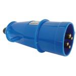 Plugue 3P+T 63A 200/250V Azul N4579 Steck
