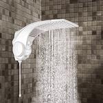 Chuveiro e Ducha Duo Shower Quadra Eletrônica 127V 5500W Lorenzetti