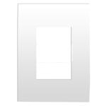 Placa 4x2 para 3 Módulos 582565B Arteor Pial