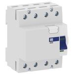 Interruptor Diferencial Residual DR Tetrapolar 25A 30MA RDW30-25-4-D17 Weg