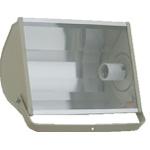 Refletor com laterais de chapa de aço tratado 400W E40 RC400PS Olivo