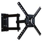 """Suporte Articulado para TV LED, LCD, Plasma, 3D e Smart TV de 10"""" a 55"""" Brasforma"""