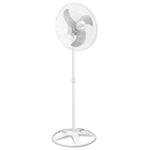 Ventilador Oscilante de Coluna Premium 60cm Bivolt Branco Venti-Delta