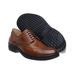 Sapato Long Time Bronze Sc08