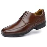 Sapato Casual Ultra-leve Café 4903