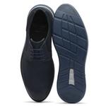 Sapato Casual Derby Marinho 9400