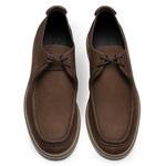 Sapato Casual 9702 Nobuck Capuccino