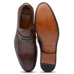 Sapato Social Masculino Chocolate B59