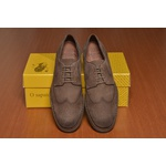 Sapato Casual Masculino Derby Tabaco Bro002