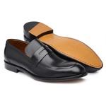 Sapato Social Masculino Preto H06