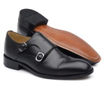 Sapato Scatamacchia Preto LD06
