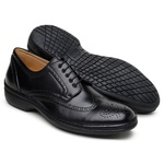 Sapato Long Time Preto Sc08