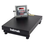 Balança de Plataforma Balmak BK-300 (300Kgx100g) - 40x55cm