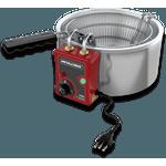 Tacho Fritador Elétrico Metalcubas 5 litros - TFRE 5 - Elétrico