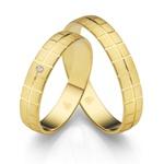 Alianças de Casamento Sabará 4,5mm