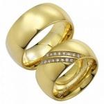 Alianças de Casamento Edinburgh 10,3mm
