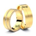 Alianças de Casamento Bandeirantes 7,5mm
