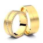 Alianças de Casamento Iporá 7,5mm
