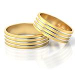 Alianças de Casamento Jacobina 8,5mm