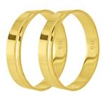 Alianças de Casamento Limoeiro do Norte 4,5mm