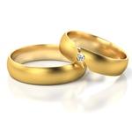 Alianças de Casamento Nova Friburgo 7mm