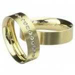 Alianças de Casamento Resende 7,3mm