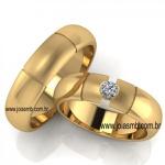 Alianças de Casamento Sinop 6mm