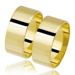 Alianças de Casamento Tailândia 10mm