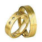 Alianças de Ouro Anatômica Anapolis 5mm