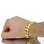 Bracelete de Ouro Aparecida de Goiania