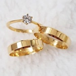 Kit Aliança de Casamento Goiania