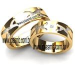 Alianças de Casamento Santa Rosa