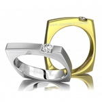 Alianças de Casamento Ilhabela 4mm