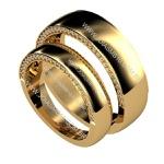 Alianças de Casamento Roraima 4 e 6mm