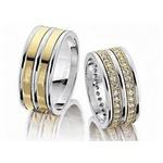 Alianças de Casamento Araras 11mm