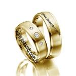Alianças de Casamento São Mateus do Sul 7mm