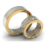 Alianças de Casamento Monte Carmelo 8,5mm