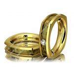 Alianças de Casamento Cubatão 5,5mm