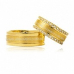 Alianças de Casamento Guararema 8mm