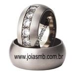 Alianças de Casamento Cachoeira Paulista 11,5mm