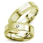 Alianças de Casamento Serra Talhada 5,5mm