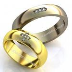 Alianças de Casamento Camaragibe 6mm