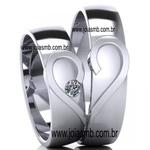 Alianças de Casamento Estugarda 7,5mm